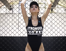 Patrizia Pepe presents Stronger Woman